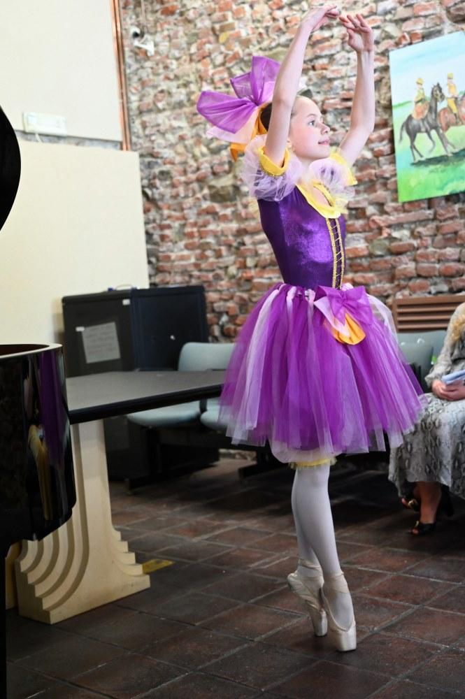 Балеринка